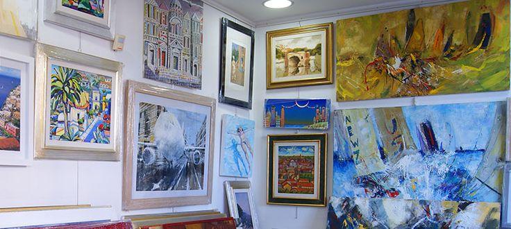 quadri d'arredo mancini
