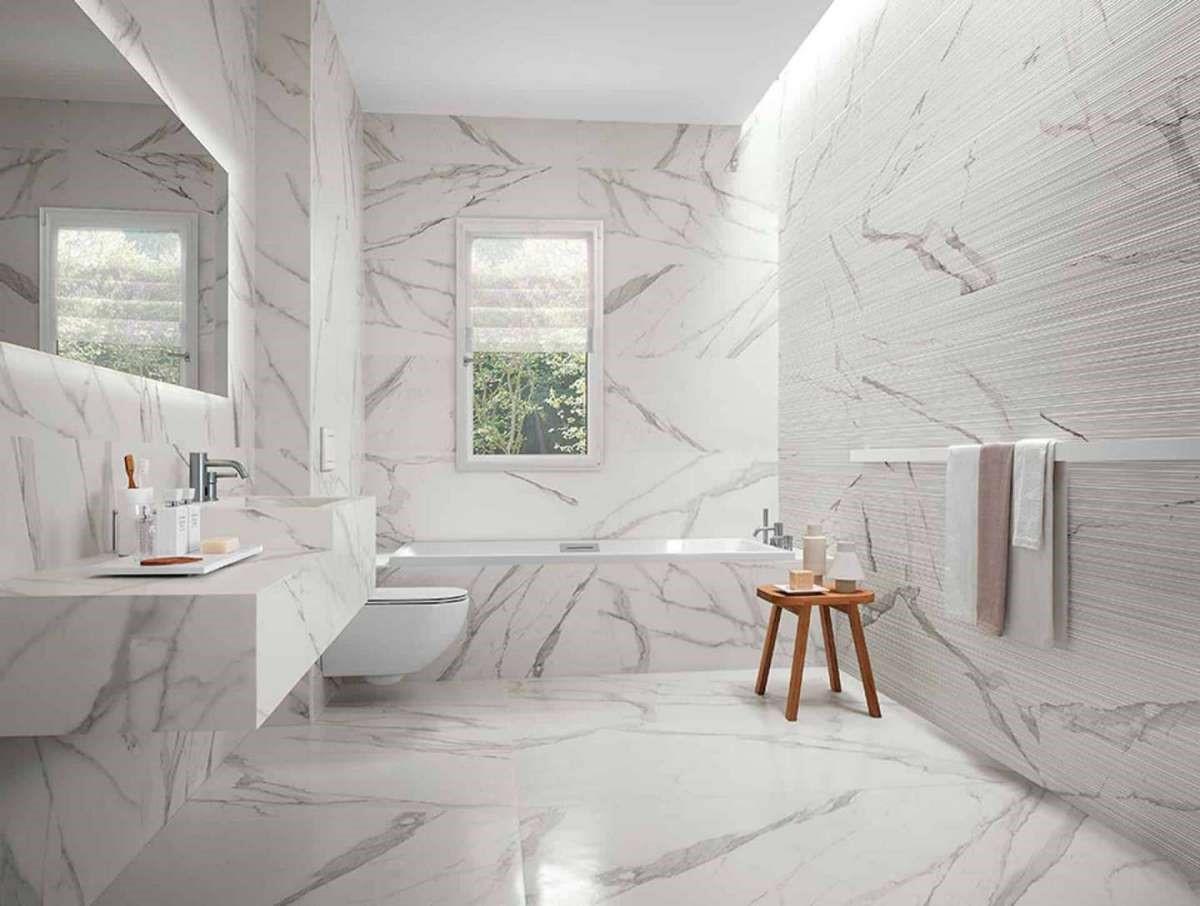 Interior design 8 tendenze replicare nel 2017 - Les plus belles salles de bain ...