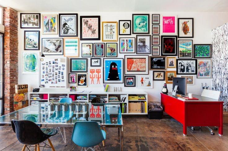 interior design eclettico