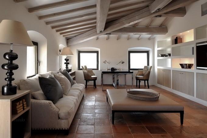 interior design terracotta