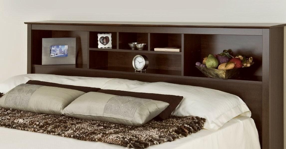 Arredo salvaspazio ottimizzare lo spazio in casa senza - Testiera letto libreria ...