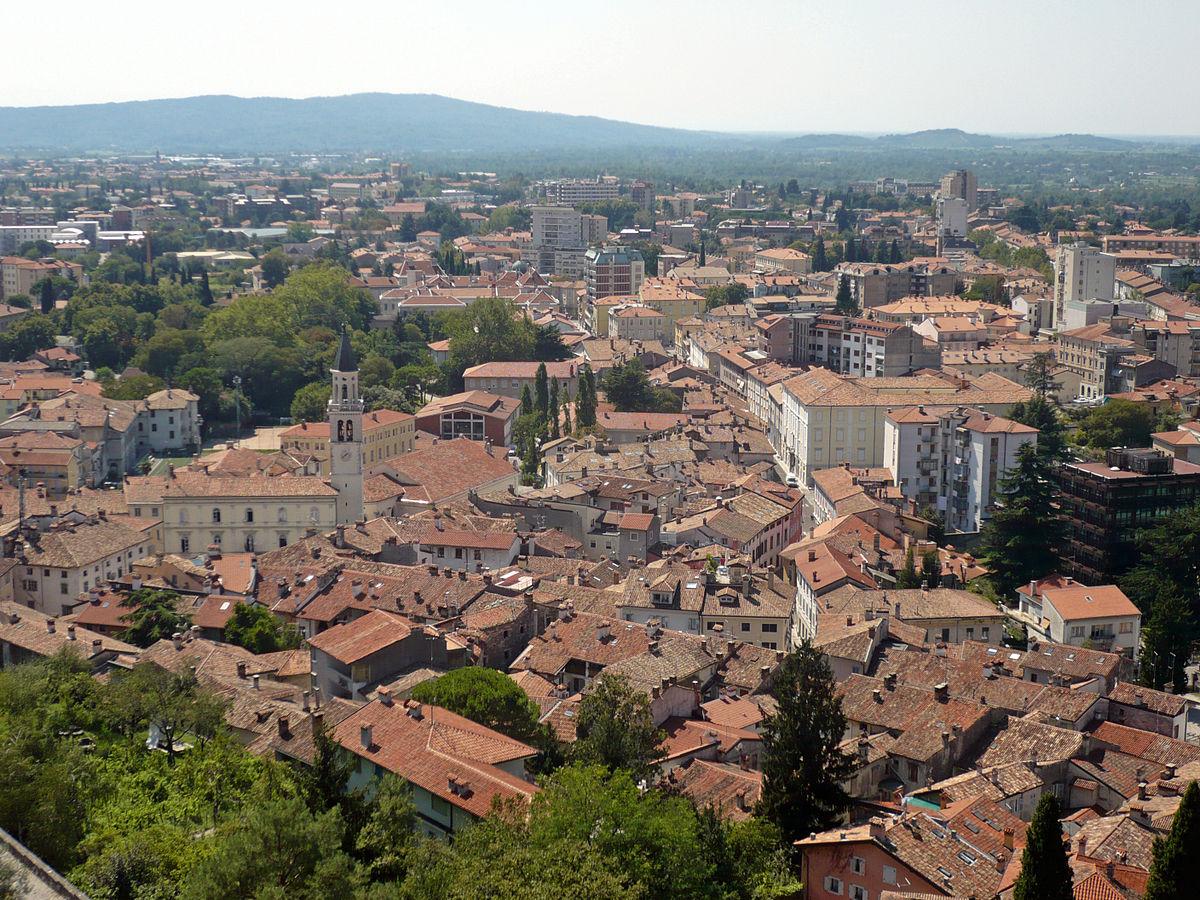 città green italiane gorizia