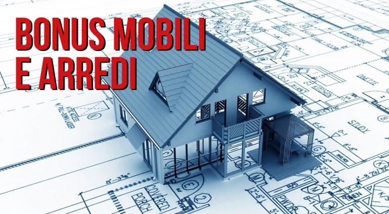 bonus mobili e arredi requisiti