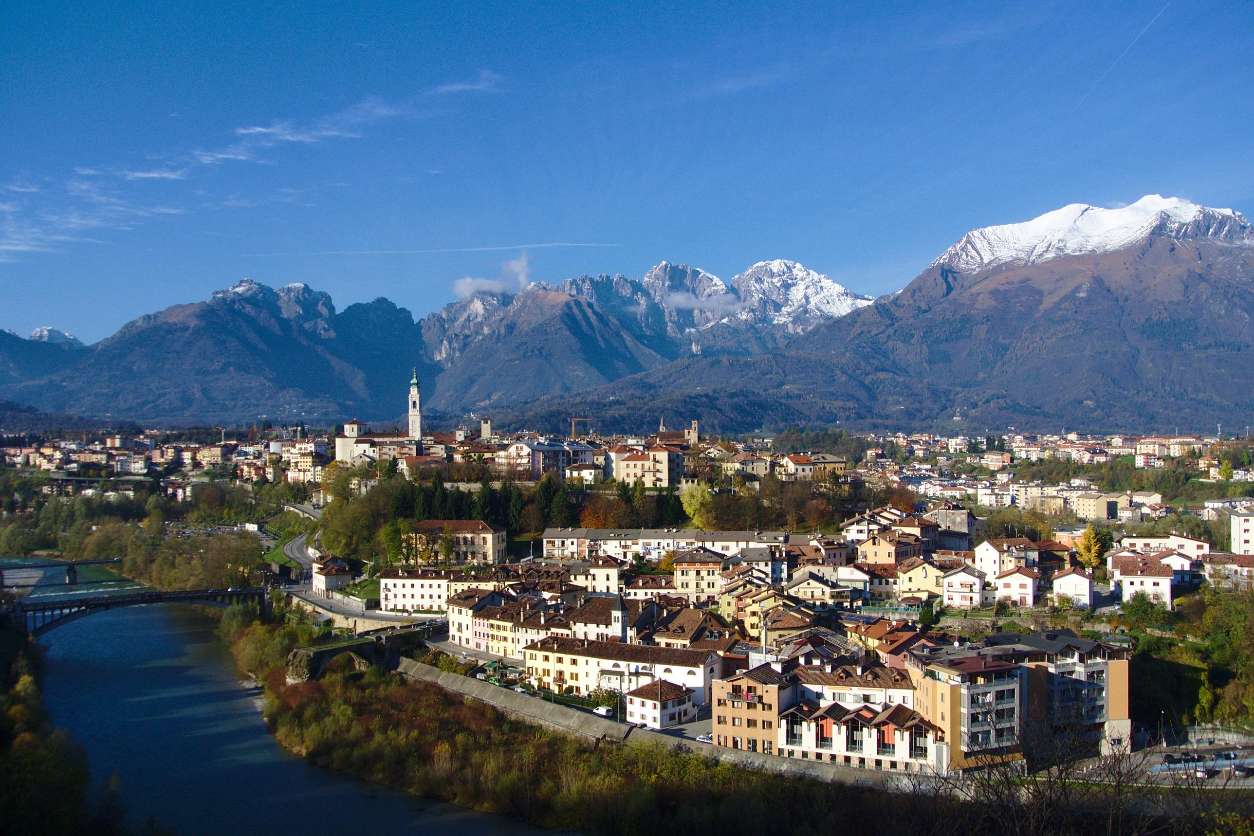 città green italiane belluno