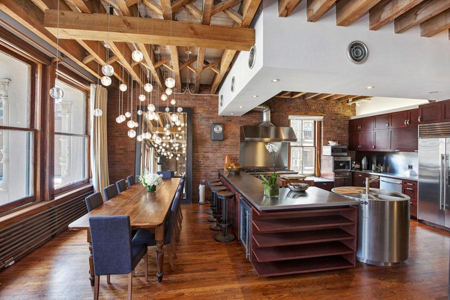 Come arredare casa in stile industriale i consigli giusti for Appartamento design industriale