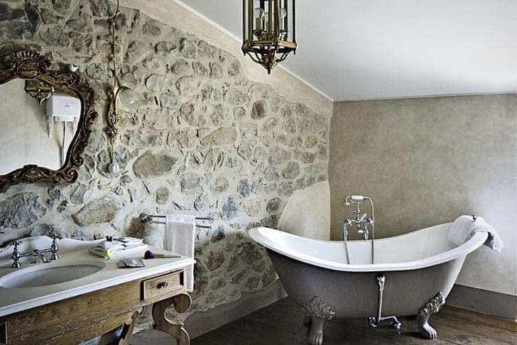 Super Idee geniali per pareti in pietra o con mattoni a vista - Blog  XR14
