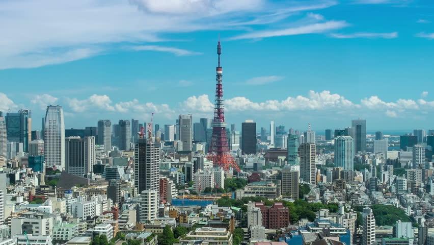 tokyo skyline più belli
