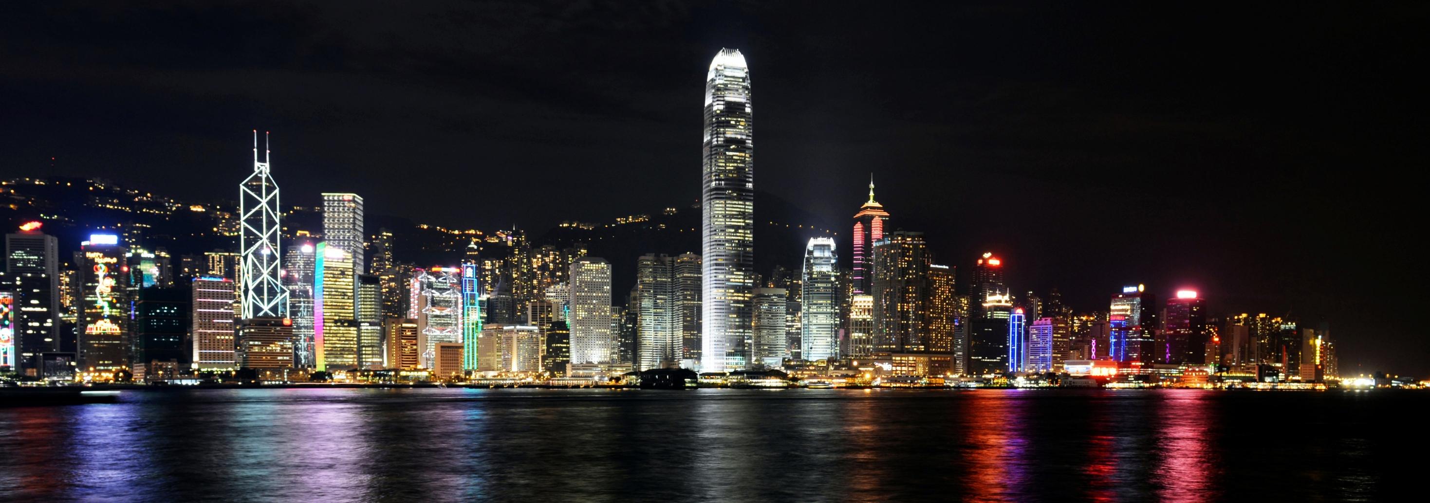 hong kong skyline più belli