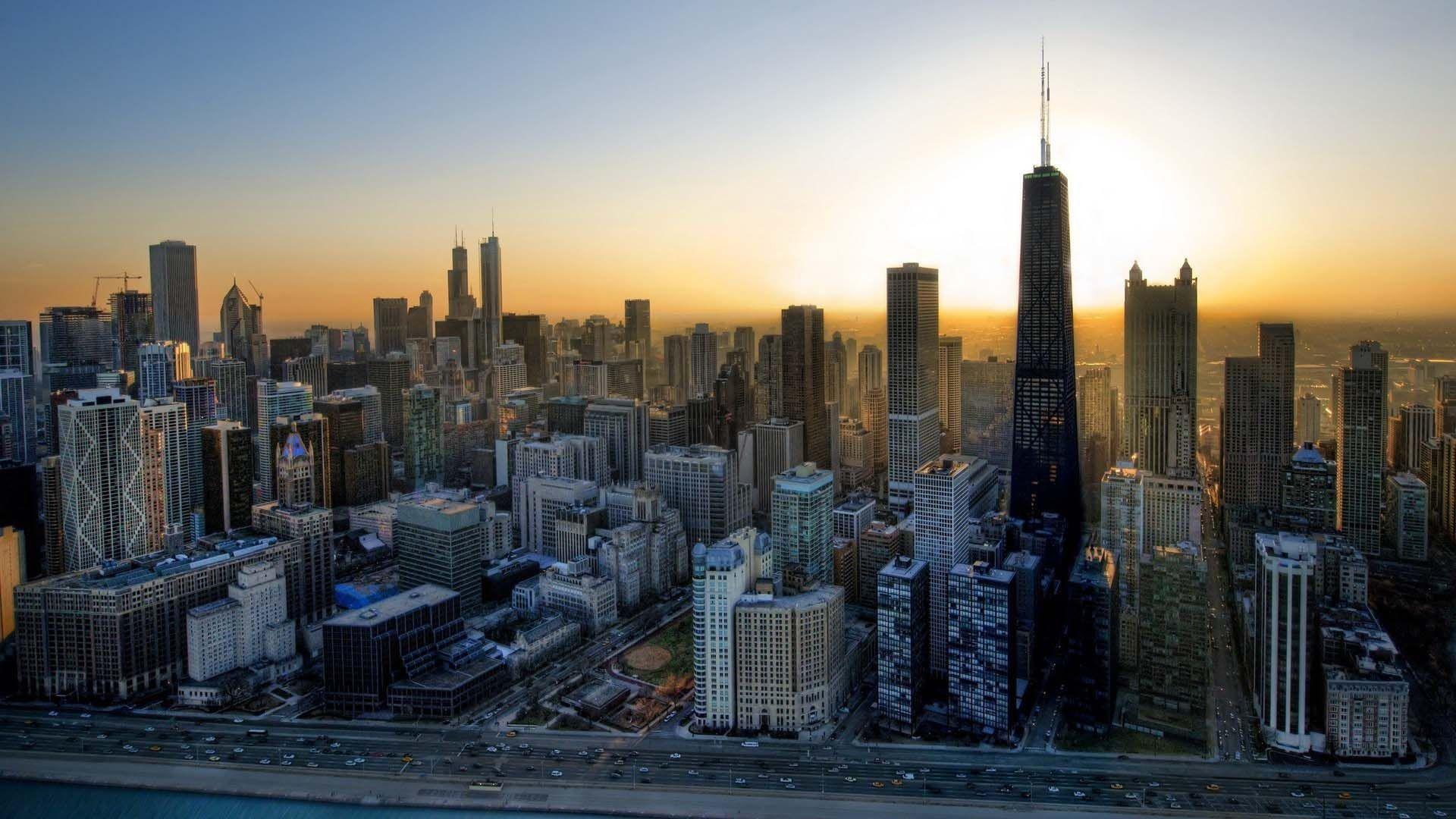 chicago skyline più belli